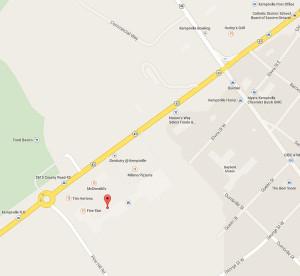 JoeComputer Kemptville Map